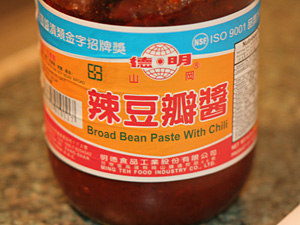 broad bean chili paste